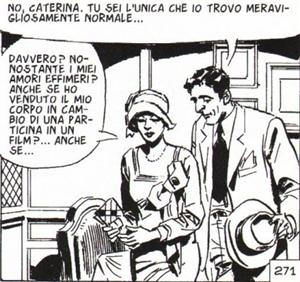 Caterina e Antonio Ferro<br>disegni di Domingo Mandrafina<br><i>(c) 1993 Editorial Columba / Eura Editoriale</i>